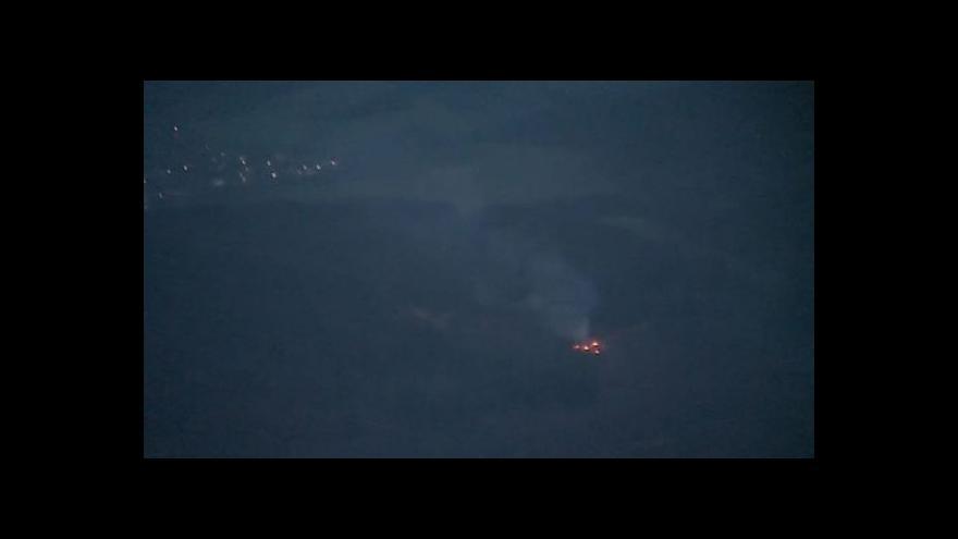 Video NO COMMENT: Letecké záběry z oblasti, kde znovu explodovala munice