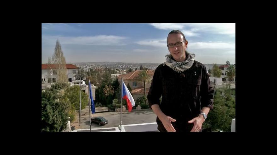 Video Syřanům v Jordánsku pomáhají čeští lékaři