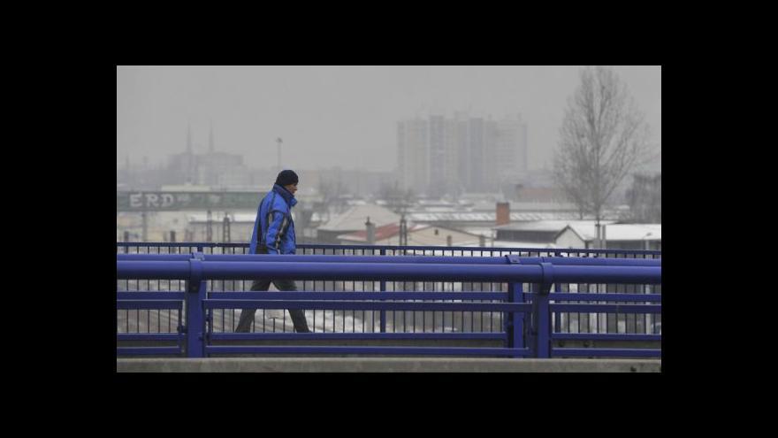 Video Smog v Moravskoslezském kraji