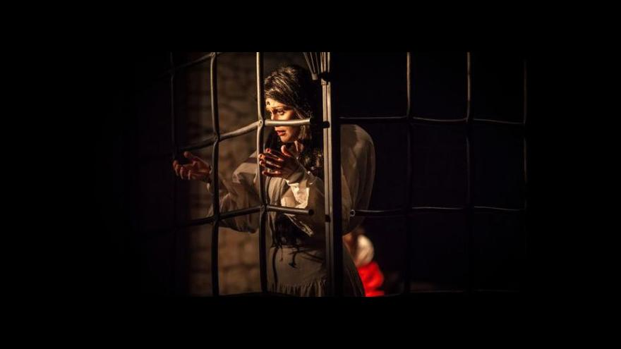 Video Nenávist mezi sestrami. Reduta uvádí Alžbětu a Salomenu
