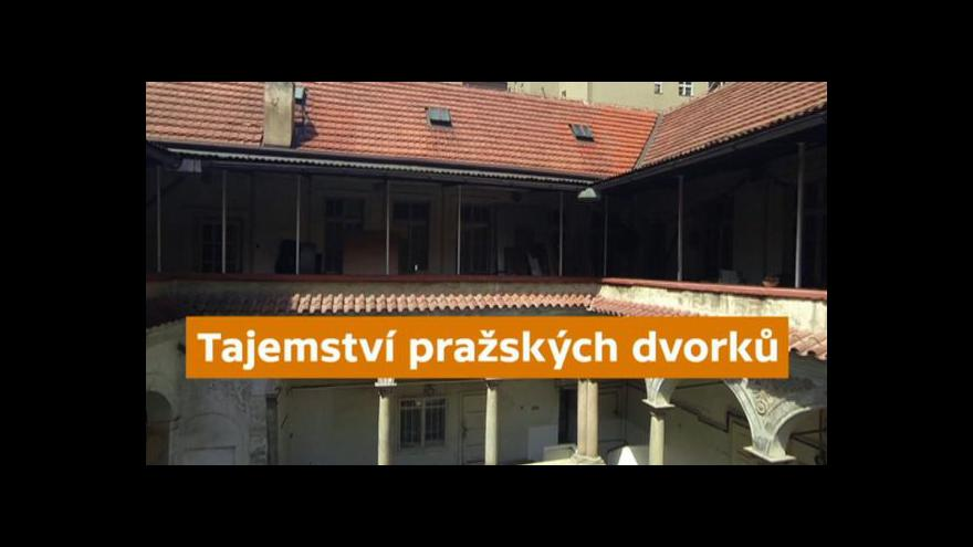 Video Historie pošty v Jindřišské ulici