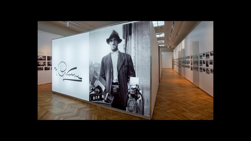 Video Přemysl Koblic se usídlil v Národním technickém muzeu