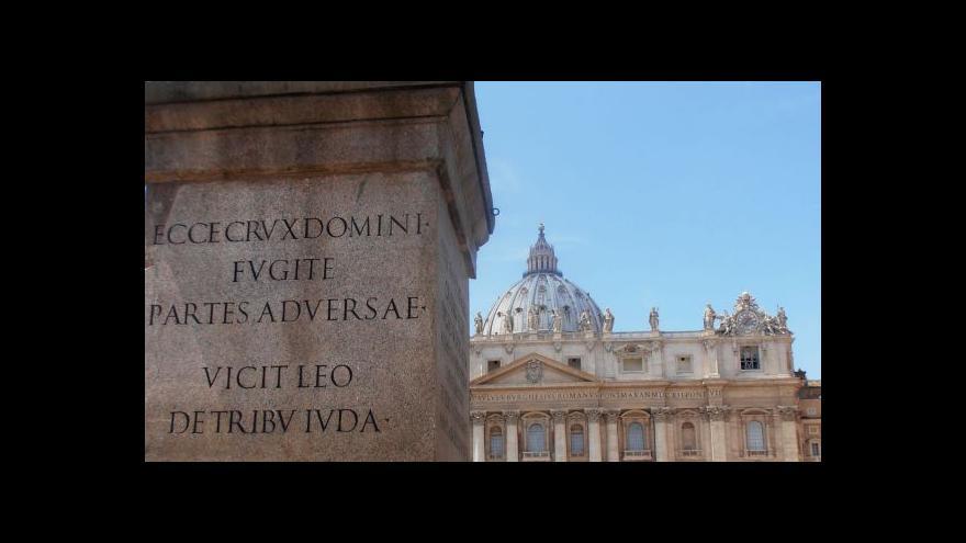 Video Účetní zmatky ve Vatikánu