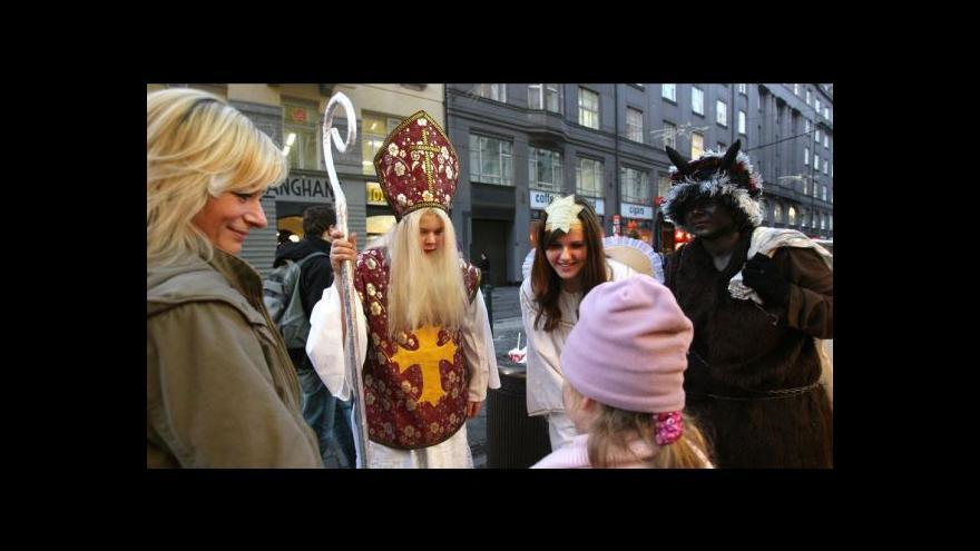 Video Szabo: Jako biskup je Mikuláš garantem spravedlnosti