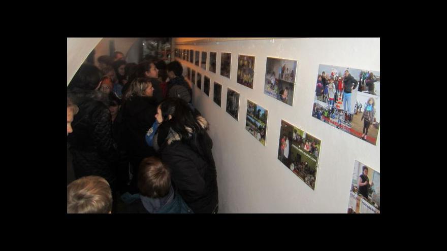 Video Vánoční výstava v Českém Brodu