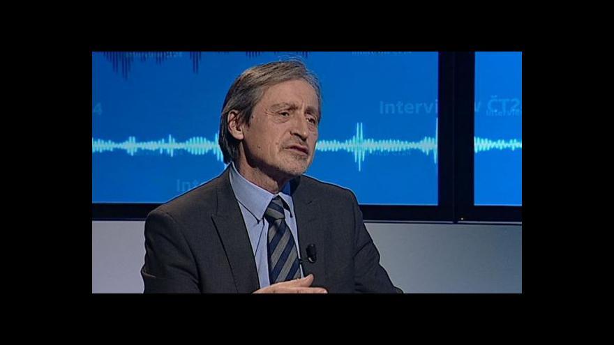 Video Martin Stropnický: Proč pronajímat sklady soukromým firmám?