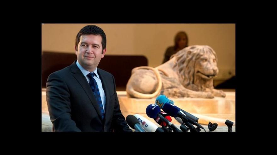 Video Hamáček: Nárůst je nižší než ve státní správě