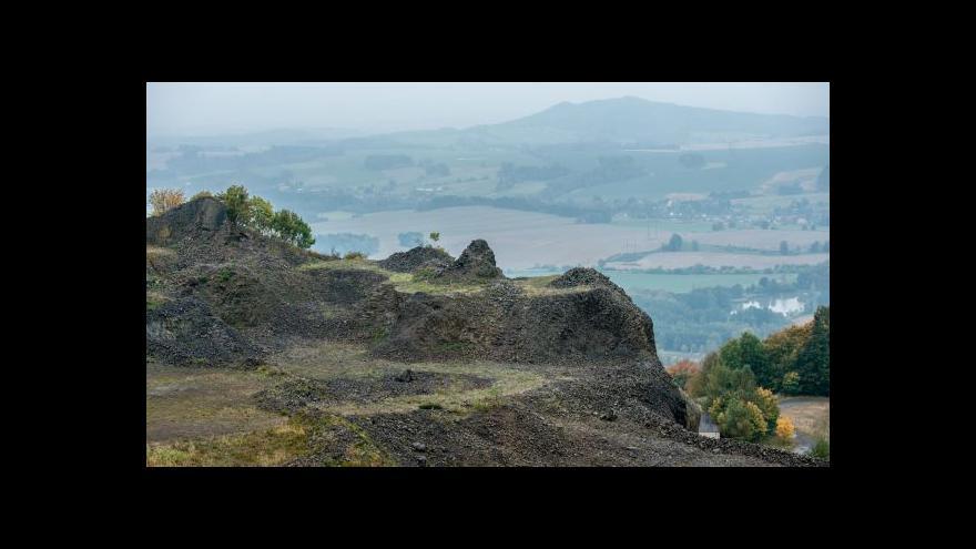 Video Nechte  čedič v kopci Tlustci, přejí si obyvatelé okolí lomu