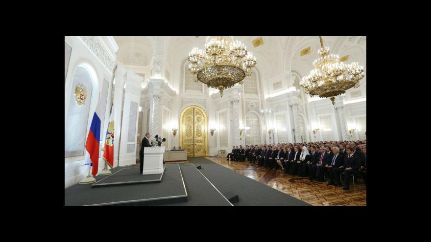 Video Putin vybízí: Priveďte kapitál zpět, nikdo vás nebude stíhat
