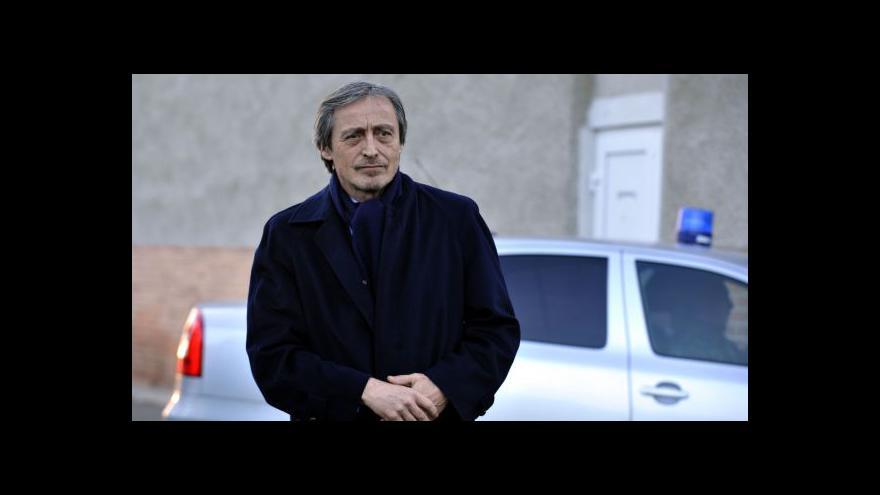 Video Ministr Martin Stropnický (ANO) o aktuální situaci ve Vrběticích