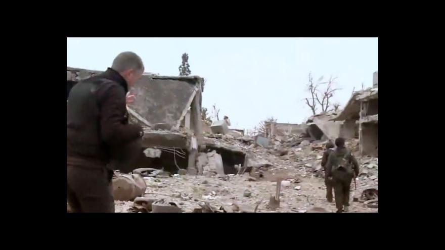 Video Štáb CNN natáčel v Kobani - symbolu války proti IS