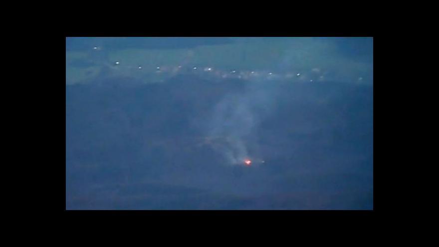Video Události, komentáře: Munice ve Vrběticích vybuchuje i nadále
