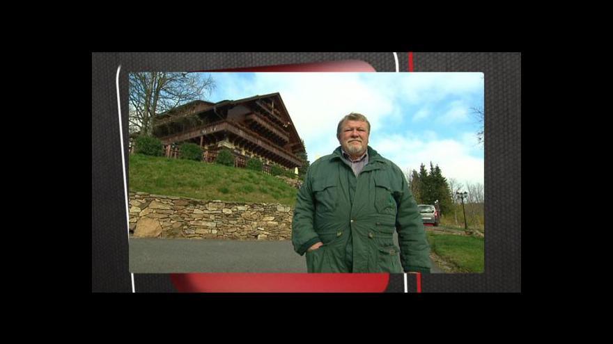 Video Reportéři ČT: Boj o Šumavu