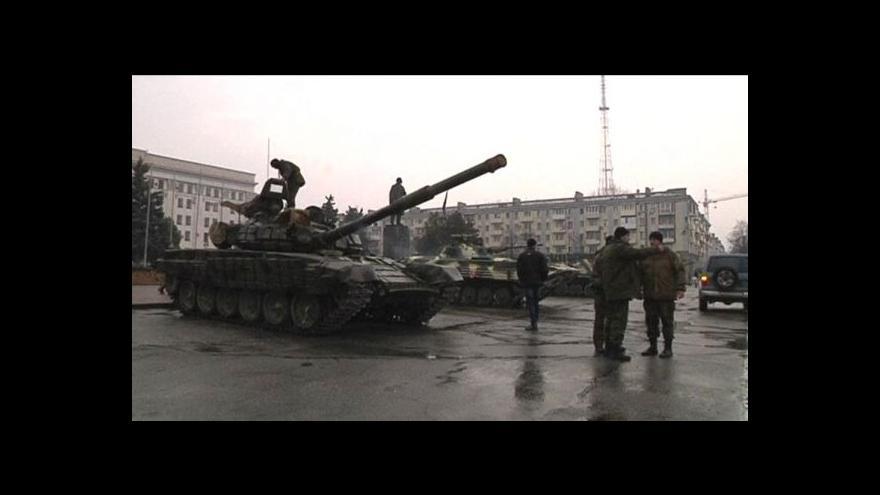 Video Situace na východě Ukrajiny zůstává napjatá