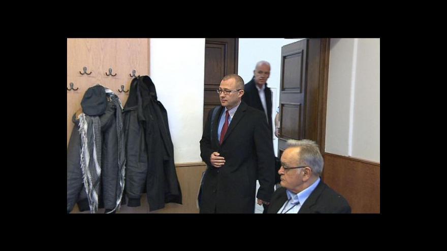 Video Vrchní soud definitivně osvobodil Bartáka