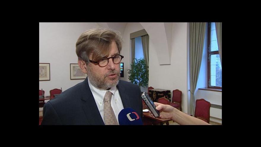 Video Ústavní soud bude opět kompletní, doplní ho Uhlíř