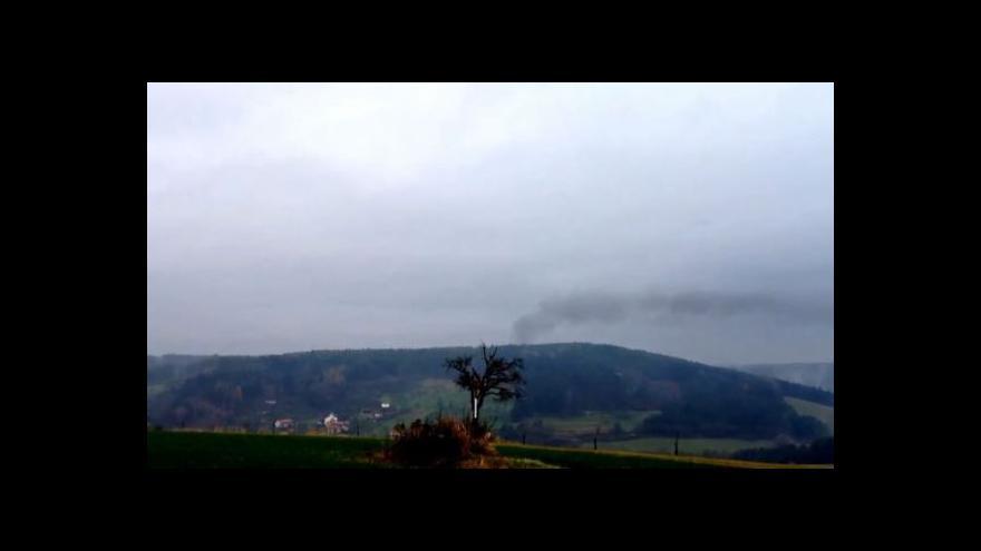 Video PODÍVEJTE SE: Výbuchy muničního skladu ve Vrběticích