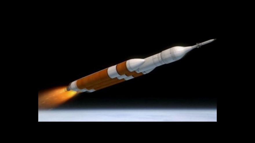 Video NASA chystá zásadní testovací let