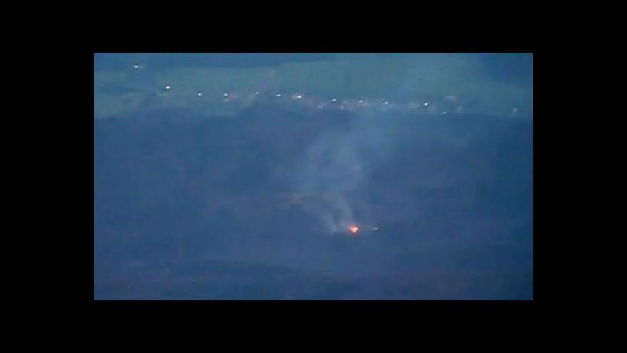 Video Události: Ve vybuchlém skladě bylo 13 tun výbušnin