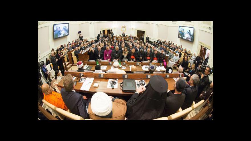 Video Halík: Při jednání byla velká jednomyslnost