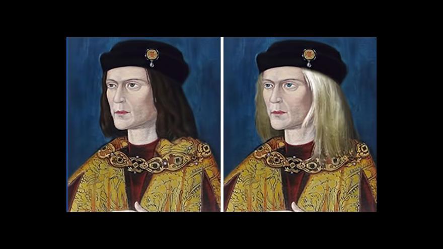 Video Na 99,999 % ostatky Richarda III., říkají vědci