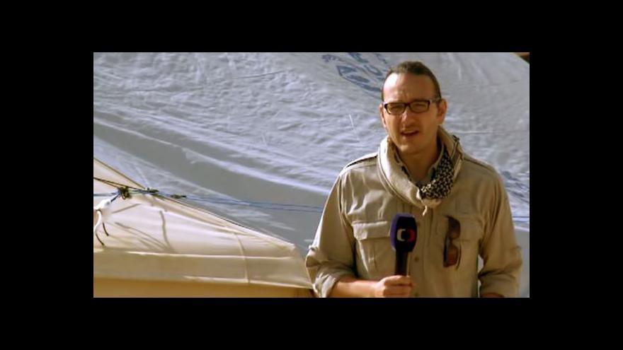 Video OSN nemá na jídlo pro syrské uprchlíky