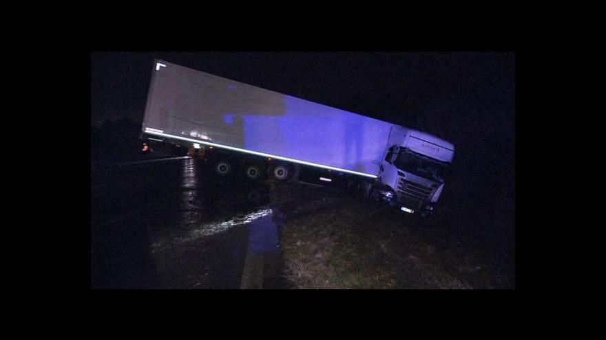 Video Dramatická situace na R48 mezi Frýdkem-Místkem a Těšínskem