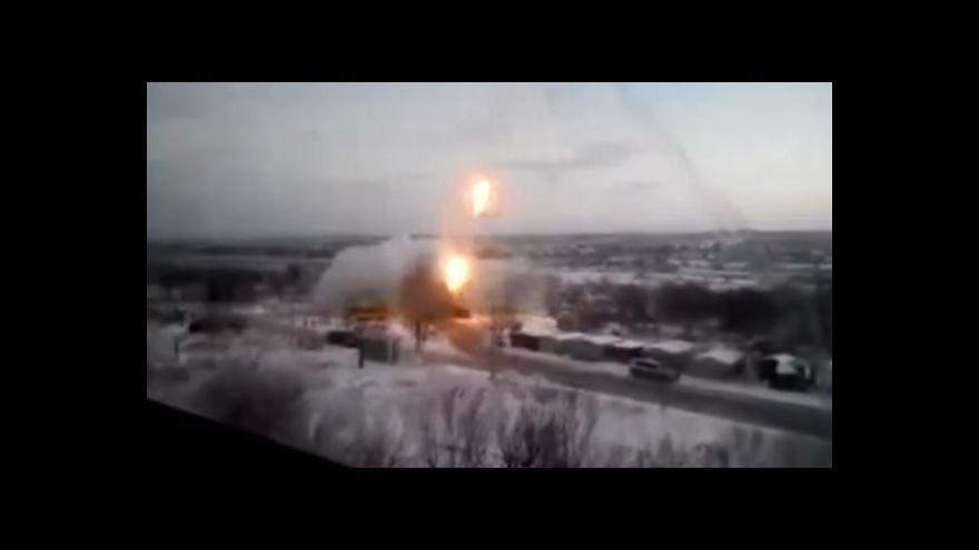 Video Klid zbraní na východě Ukrajiny?