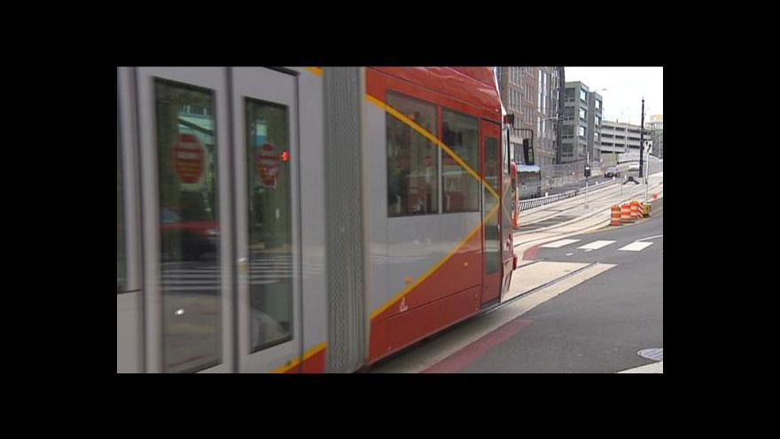 Video Návrat tramvají do amerických měst se zadrhl