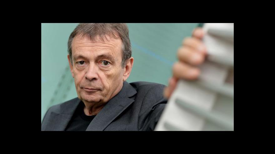 Video Pierre Lemaitre představil v Praze svůj román
