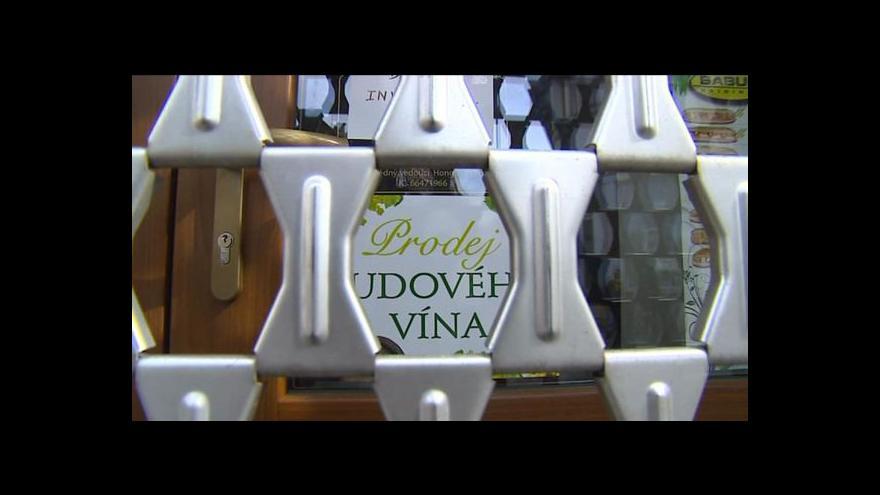 Video Pančovaná vína se rozmáhají, inspekce chystá větší kontroly