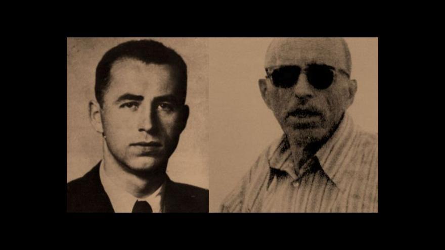 Video Alois Brunner je už čtyři roky po smrti