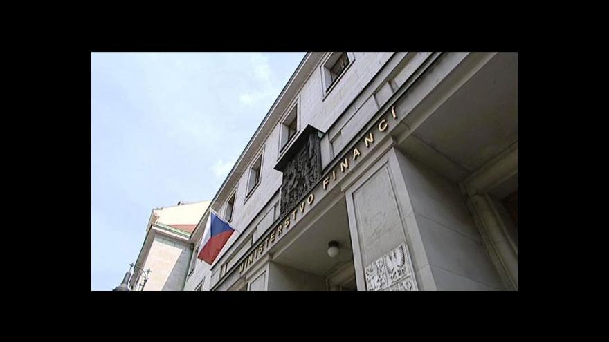 Video Analytik Marek Dřímal o deficitu státního rozpočtu