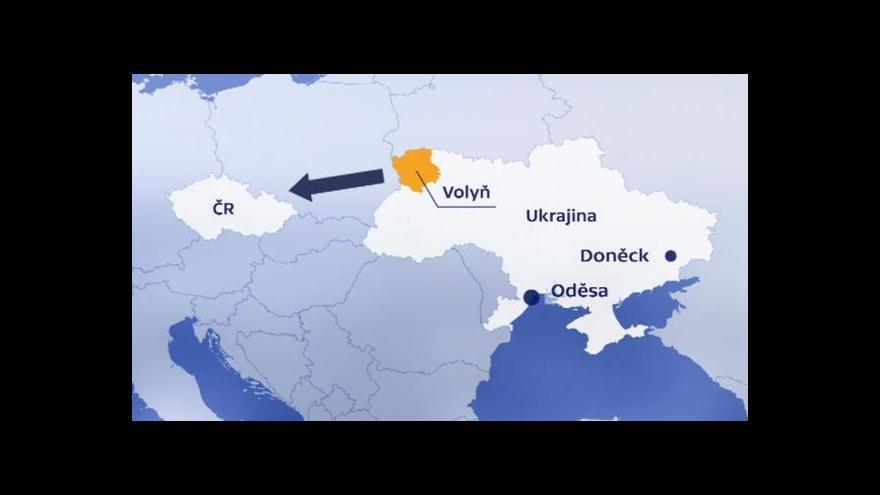 Video Vláda chce usnadnit návrat krajanů z Donbasu