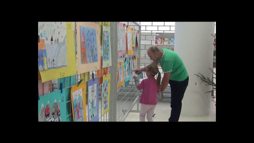 Video Den pro dětskou knihu ve Zlíně