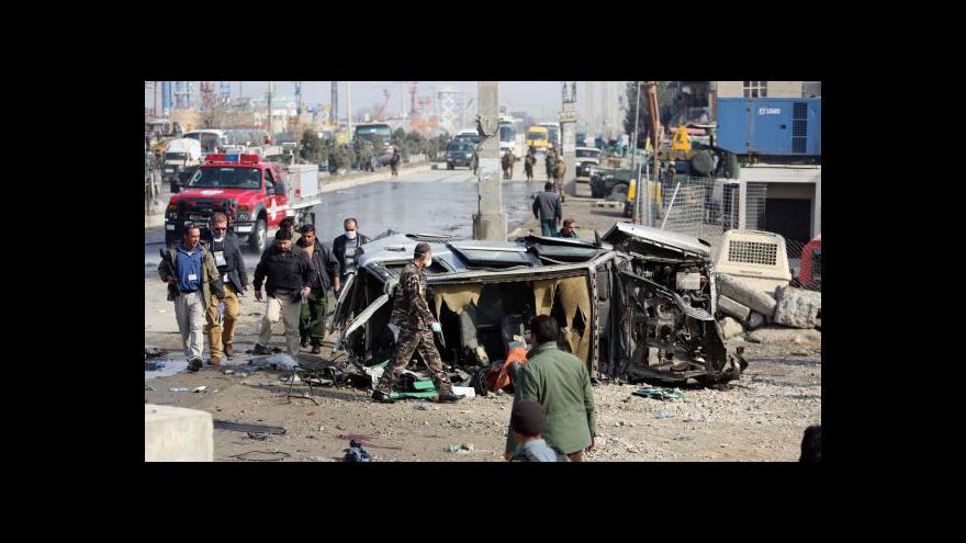 Video Taliban zesiluje činnost v Afghánistánu, policejní šéf v Kábulu rezignuje