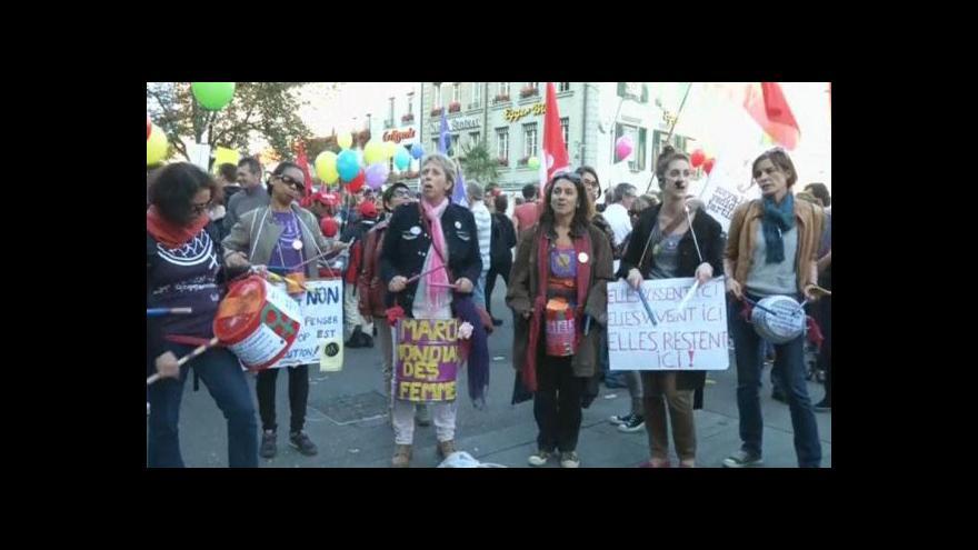 Video Švýcary čeká další hlasování o přistěhovalcích
