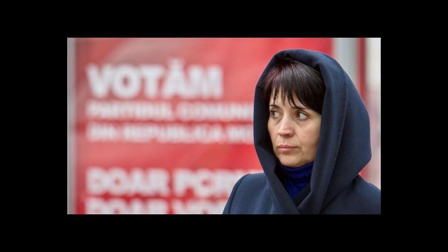 Video V Moldavsku začaly parlamentní volby
