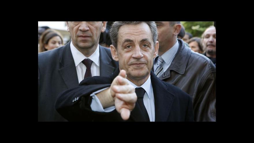 Video Události: Sarkozyho návrat do vysoké politiky