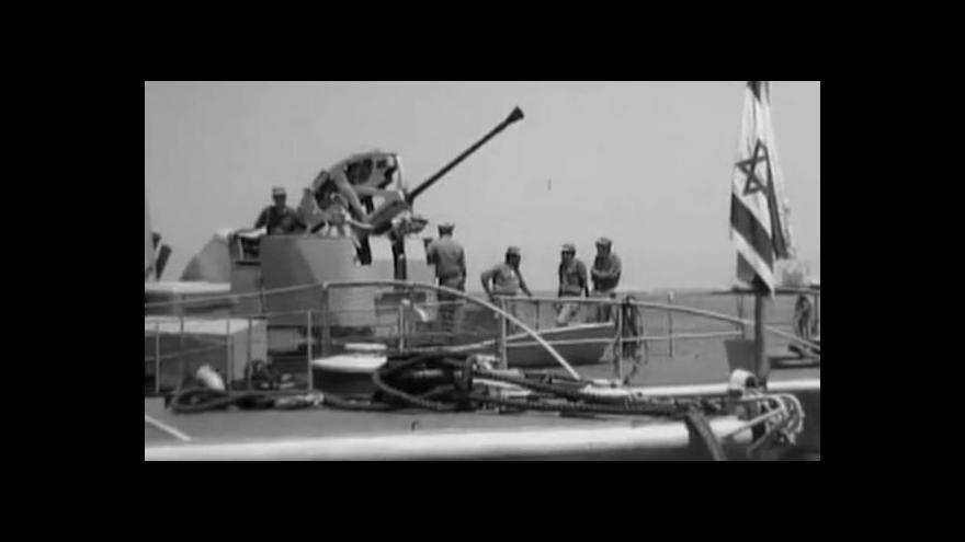 Video Jak Izraelci v roce 1969 obešli zbraňové embargo