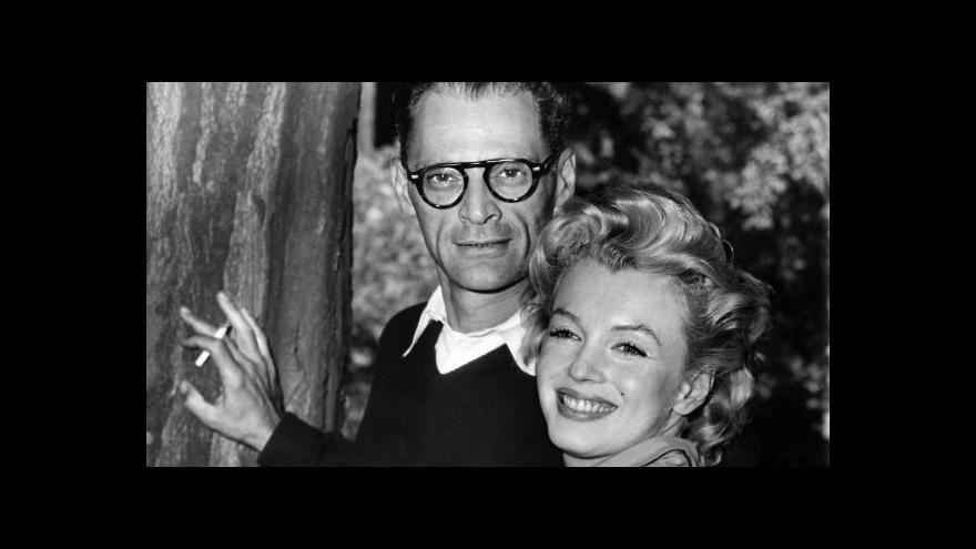 Video Milostná korespondence M. Monroe v dražbě