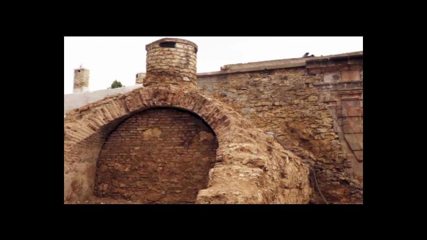 Video Písecká brána