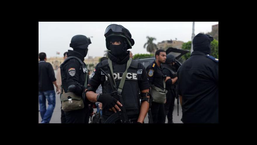 Video Zpravodaj ČRo: Islamisté chtějí zavést v Egyptě právo šaría