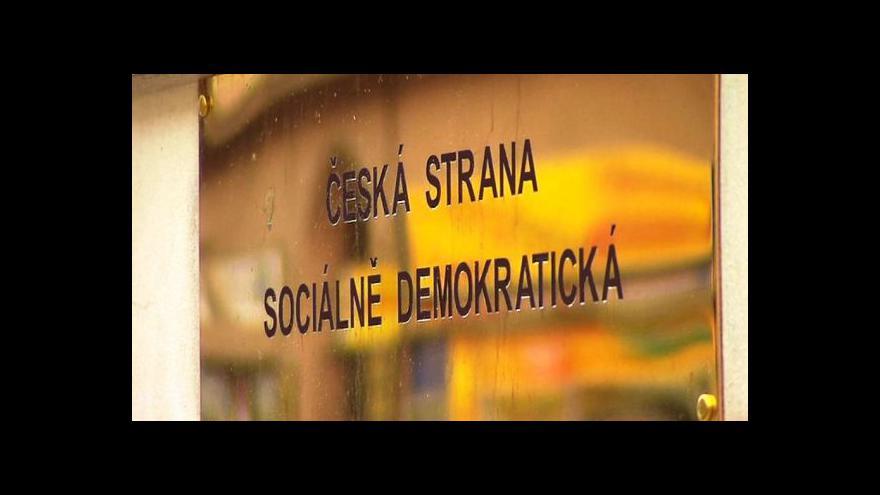 Video Právník žalobců: ČSSD porušila svá vlastní pravidla