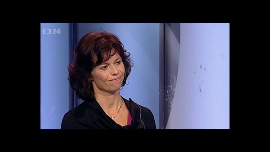 Video Prezidentka Soudcovské unie Daniela Zemanová o kontrolách soudů