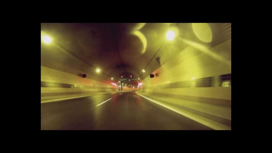 Video Blanka: Cesta do tunelu vede skrze ČT24