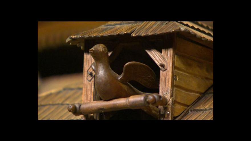 Video Třebechovický betlém projde generálkou za přítomnosti návštěvníků