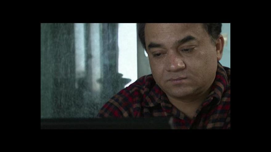 Video Čínské procesy s disidenty - doživotí pro Ilhama Tochtiho