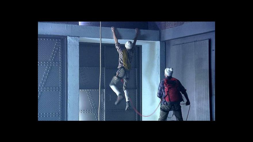 Video Bratři Messnerovi zdolávají divadlo