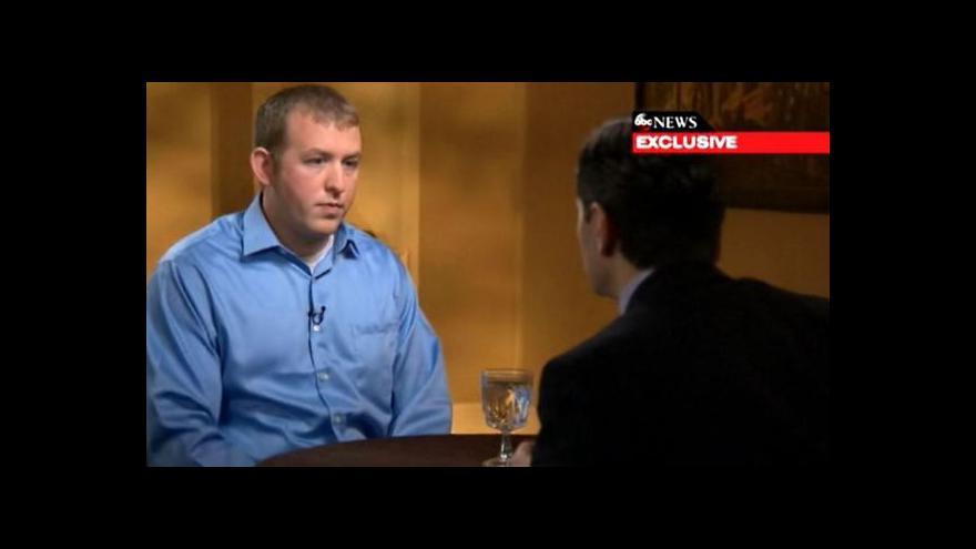 Video Rozhovor Darrena Wilsona pro ABC News
